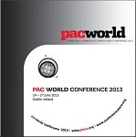 2013 PAC World Conference CD