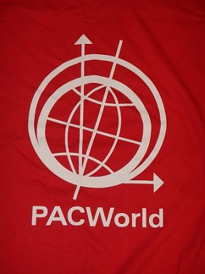 PAC World T-shirt